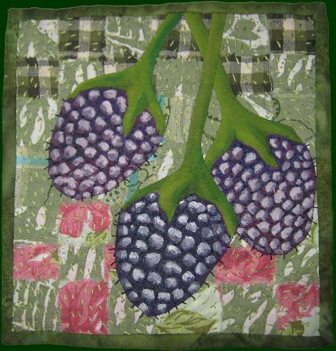 Blackberry Walks quilt