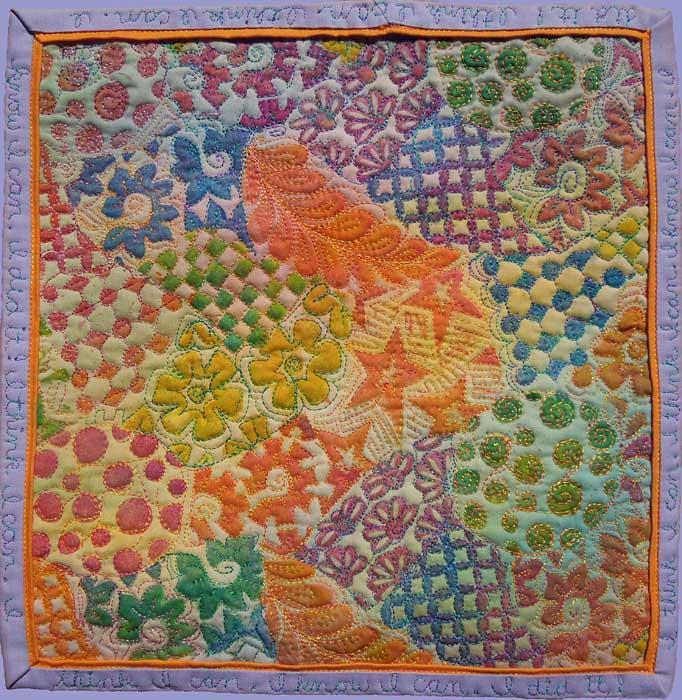 miniature quilt